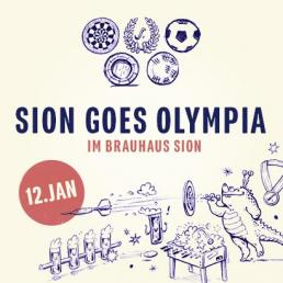 Sion Goes Olympia