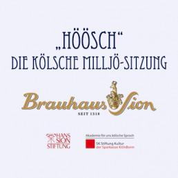 Hösch Milljö-Sitzung