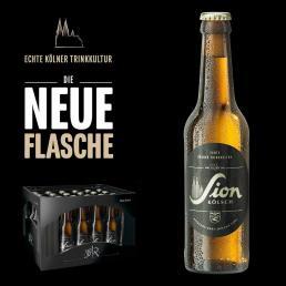 Sion Kölsch Neue Flasche